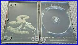 Hitman Absolution Limited Edition Steelbook G1 Ultra Rare PS3 No Game