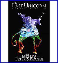 Idw The Last Unicorn Deluxe Edition Peter S. Beagle Brand New Ultra Rare