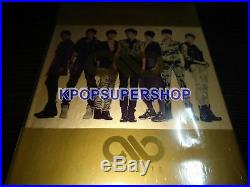 Infinite Vol. 1 Over The Top CD Gold Version OOP Ultra RARE New Sealed