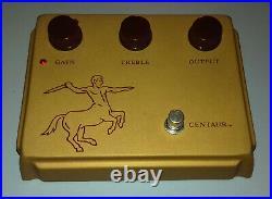 Klon Centaur Gold Edition (ultra rare) Professional Overdrive Vintage