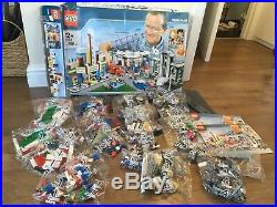 LEGO 10184 TOWN PLAN ULTRA RARE LIMITED EDITION NEW & Boxed All Bags Unopened