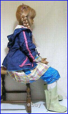 Lifesize Limited Edition Annette Himstedt Doll 2004 ANNALISA Ultra Rare and Orig