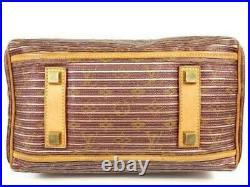 Louis Vuitton (Ultra Rare) Limited Edition Monogram Eden Speedy Bandouliere