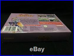 Lufia Snes PAL AUS Version! Ultra Rare + Mint Condition! 100% Original