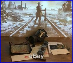 METRO Exodus Artyom Numbered Edition /10 ULTRA RARE Limited Edition 1 on Ebay