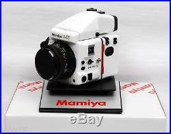 Mamiya 645 PRO TL SPECIAL ULTRA-RARE EDITION (COLOR SET) PEARL WHITE