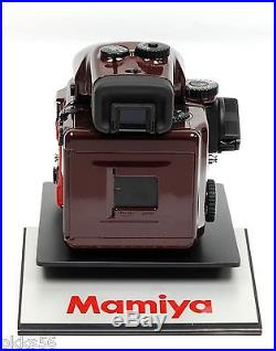 Mamiya 645 PRO TL SPECIAL ULTRA-RARE EDITION (COLOR SET) WINE RED