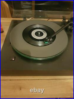 Manticore Mantra with Rega RB250 ultra rare electronic edition