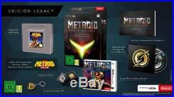 Metroid Samus Returns LEGACY EDITION Nintendo 3DS NEW! ENG! ULTRA RARE