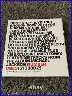 Michael Jackson Twelves Ultra RARE PROMO LIMITED EDITION Box Set withPromo Booklet