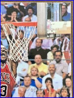 Michael Jordan 1995-96 Upper Deck Electric Court GOLD #23 Ultra Rare SSP 16300
