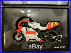 Minichamps 1/12 1990 Yamaha YZR500 GP W Rainey Limited Edition Ultra Rare No. 81