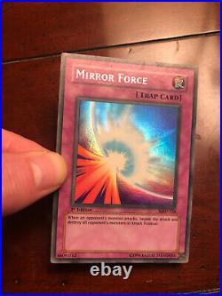 Mirror Force MRD-138 1st Edition Yu-Gi-Oh Card NA English Ultra Rare