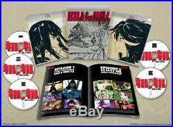 NEW KILL La KILL Collectors Limited edition Complete Box Set Anime ULTRA RARE