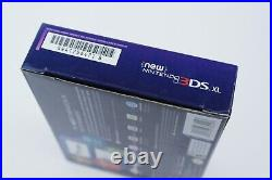 New Nintendo 3DS XL New Galaxy Style Edition Console Brand New! ULTRA RARE