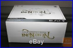 Ni No Kuni White Wizard Edition (PlayStation 3 PS3) FACTORY SEALED! ULTRA RARE