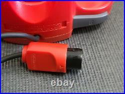 Nintendo Hyundai Comboy 64 Red Controller Korean Version Pad N64 Ultra Rare
