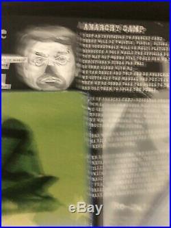 Nofx The War On Errorism Trump Version Ultra Rare Fat Wreck Chorfs