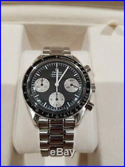 Omega 3510.52 Speedmaster reduced. Ultra rare Japan only edition