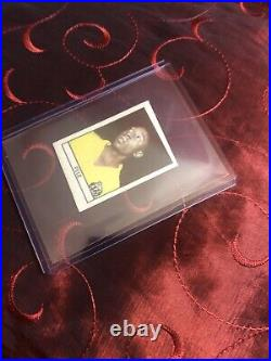 PELE 1962 World Cup Stella Edition Ultra Rare
