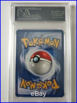 PSA 9 MINT 1st Edition Dark Charizard 4/82 Team Rocket Holo Pokemon Card