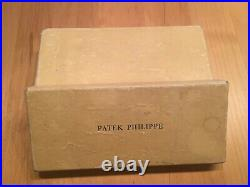 Patek Philippe & Co Box Vintage from 1940 1949 / 42mm Version ULTRA-RARE