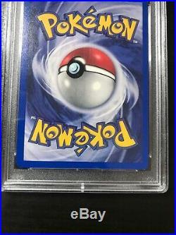 Pokemon Blaine's Charizard 1st Edition PSA 9 MINT Gym Challenge Holo 2/132