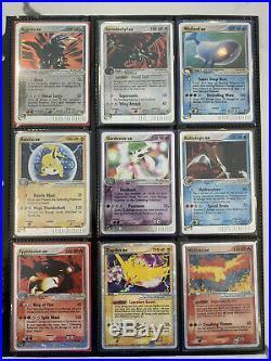 Pokémon Collection Lot ex, 1st edition, Shining, Secret Ultra Rare Cards