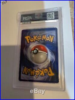 Pokemon Fossil #5 Gengar-Holo 1st Edition PSA 9 RARE RE GRADE HIGHER! LOW PRICE