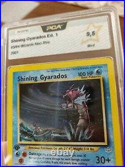 Pokemon Shining Gyarados Neo Revelation MINT PCA PSA 1st First Edition UTRA RARE