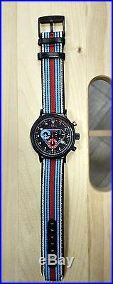 Porsche Design Watch ULTRA RARE, 1 of 936 Limited Edition MARTINI RACING