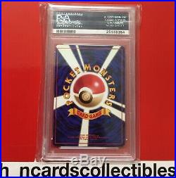 Psa 10 1st Edition (pop Of Only 1 In The World) Raichu No Rarity Symbol Holo