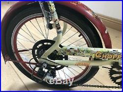 Raleigh Beano Chopper MK3 Bicycle New Ltd Edition Ultra Rare