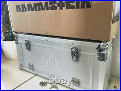 Rammstein limited delux edition box liebe ist fur all da ultra rare