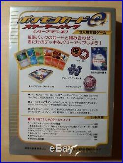 Rare 1st Edition E Series Starter Deck Japanese Pokemon Cards Charizard