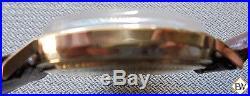 Rare Vintage Limited Edition Longines Ultra Chron 18K Gold Cal 431 36000 BTU