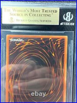 Red Eyes Black Dragon 1st Edition LOB-070 WAVY BGS 9.5 Yugioh Card PSA 10 MINT