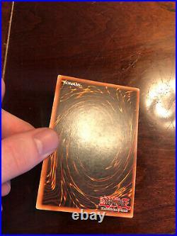 Red-Eyes Black Dragon SDJ-001 1st Edition Ultra Rare Yu-Gi-Oh Card NA English