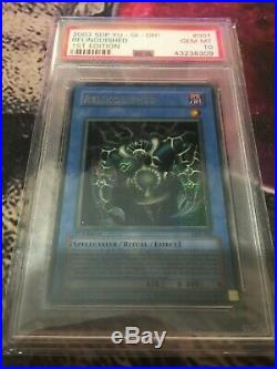 Relinquished Yugioh SDP-001 1st Edition Pop 16