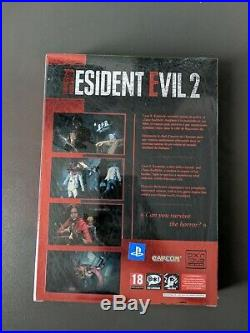 Resident Evil 2 Pix N Love Collectors Edition Ps4 Rare Sold Out Ultra Rare