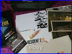 Resident Evil 7 Biohazard European Collector's Edition Ultra RARE! 99p Start