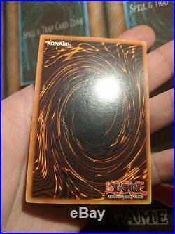 SJCS-EN004 Crush Card Virus Ultra Rare Limited Edition Yugioh Prize Card