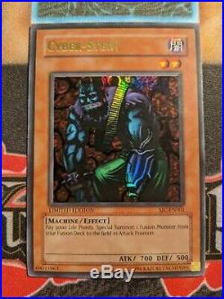 SJC-EN001 Cyber Stein Ultra Rare Limited Edition Yugioh Prize Card