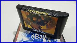 Sega Mega Drive Game Altered Beast Misprint Edition Ultra Rare CIB