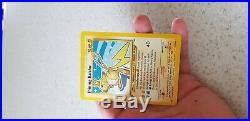 Shining Raichu 111/105 Neo Destiny 1st Edition Holo Ultra Rare Pokemon Card