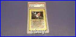 Skarmory 1st Edition Neo Genesis 13/111 Ultra Rare Holo Card PSA 9 MINT