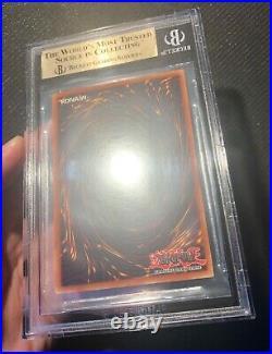 Summoned Skull MRD-003 Ultra Rare 1st Edition PSA/BGS QUAD 9.5 GEM MINT