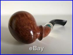Superb LUIGI VIPRATI Dali 2012 limited edition pipe. 082 of 100. ULTRA RARE