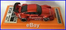 Supreme Hot Wheels Porsche 930 Rauh-welt Limited Edition Ultra Rare 5/15 Amazing