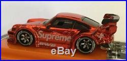 Supreme Hot Wheels Porsche 930 Rauh-welt Limited Edition Ultra Rare 5/15 Amazing